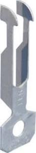 Caddy dakpl prf hanger CADDY EER, staal, draadaansluiting oog 7mm