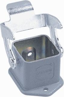 Harting behuizing industriële connector HAN A, 35x23x40mm, rechthoek