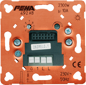 Peha Dimmer 492Ab.O.A.