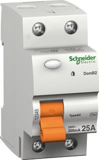 Schneider Electric Merlin Geri Aardlekschakelaar 16695
