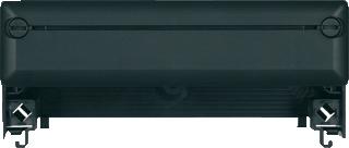 Eaton toebehoren voor installatiekast 55, uitvoering ad, (BxH) 220x55mm