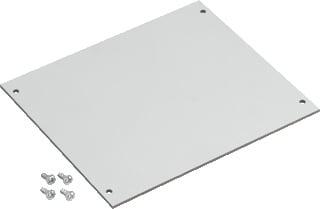 Spelsberg mont pl voor kast/lessenaar TG MPl, kunststof, (hxb) 113x171mm