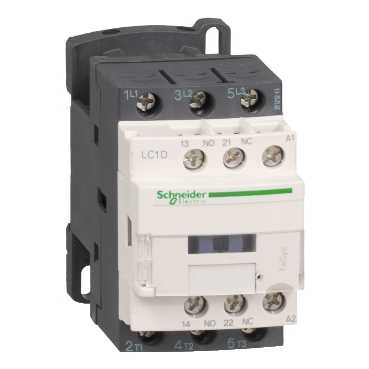 Schneider Electric TeSys magneetschakelaar 400V
