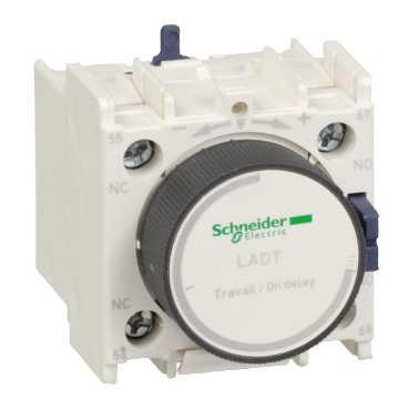 Schneider Electric TeSys tijdblok, afvalvertraagd, 0.1-3s, 1 maak