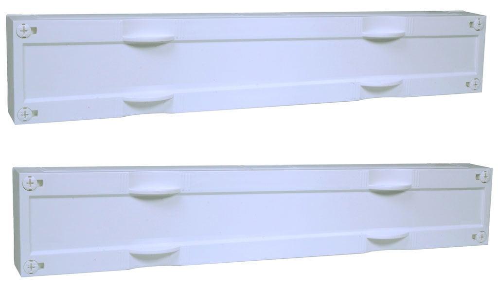 Hager inbouwunit leeg univ Ledig-gesl, 150x500x125mm, 1 DIN-rails