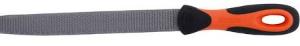 Bahco vijl (set) basterd 342, lengte 200mm, halfronde rasp