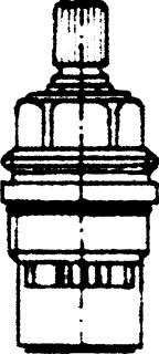 Kludi binwerk, reg waterhoev, uitvoering kraan tweegreepsmengkraan