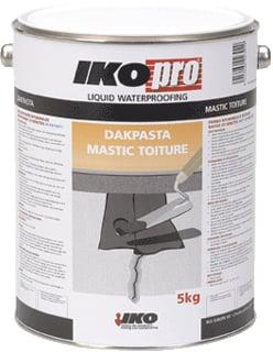Iko dakcoating Ikopro, zwart, coating gemodificeerd bitumineus
