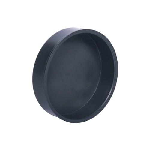 Pipelife fitt hwa-buis, PVC, grijs, 60mm, uitvoering eindkap, hwa