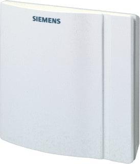 Siemens RAA11 kamerthermostaat aan/uit 250V met draaiknop, wit