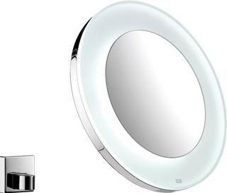 Emco Vision spiegel rond oplaadbaar met led verlichting