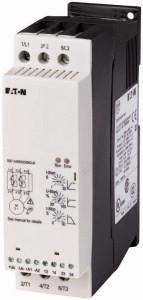 Eaton DS 7 soft starter, nom. bedrijfsstroom Ie bij 40 °C 32A, nom.