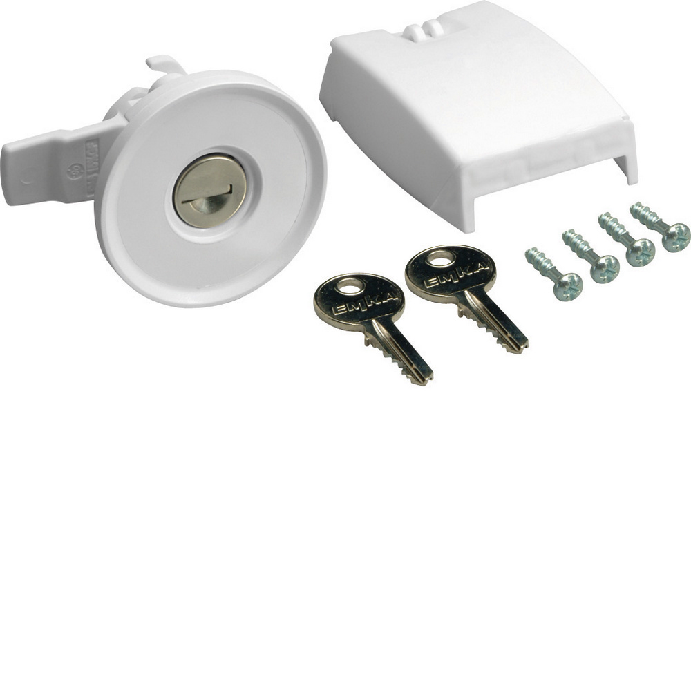Hager Verdelers IP44 toebehoren Sluiting deursluiting voor kast/lessenaar