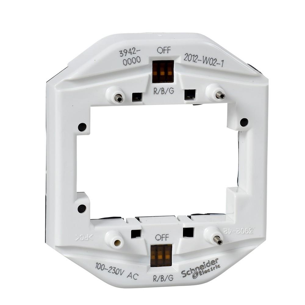 Schneider Electric Merten Systeem M LED module serieschakelaar 230V