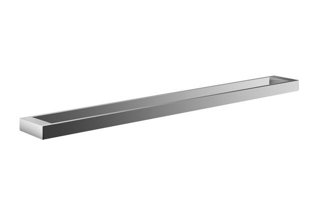 Emco Liaison reling voor sanitaire accessoires 2,9 x 10 x 100,3 cm, chroom