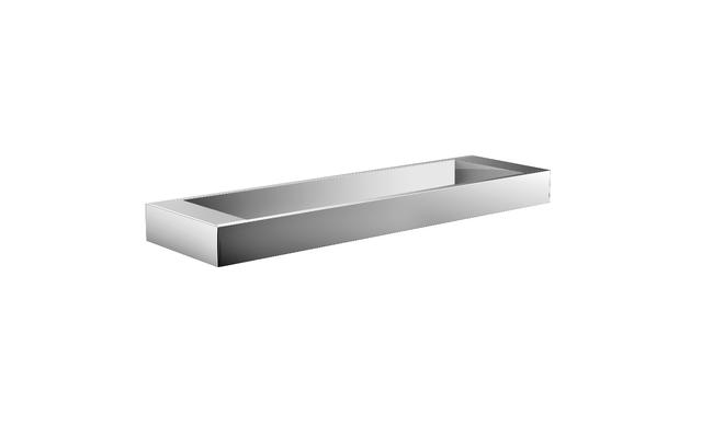 Emco Liaison reling voor sanitaire accessoires 2,9 x 10 x 35,8 cm, chroom