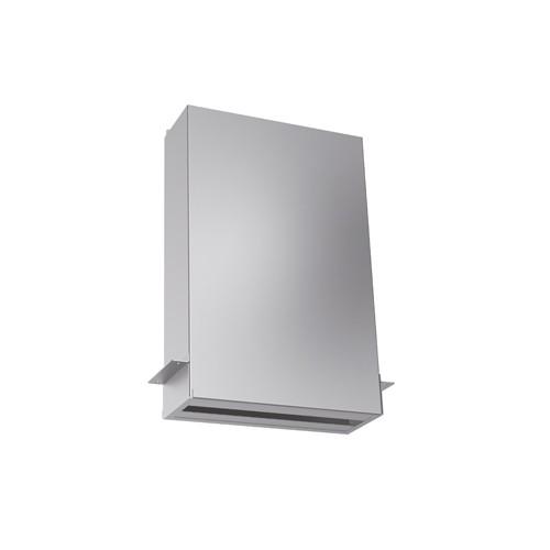 Franke Rodan handdoekdispenser inbouw 34.2x46.4x11.3cm v. papieren handdoekjes incl. bevestiging RVS RODX600ME