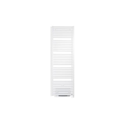Vasco Iris HD-EL-BL elektrische designradiator m. blower 1836x1750mm, 2500W wit (RAL9016) 1131607501836000090160000