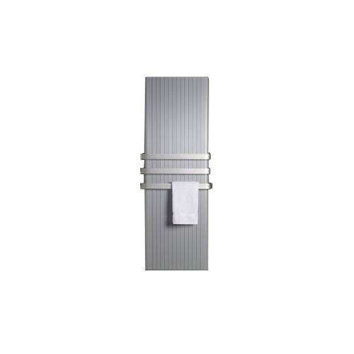 Vasco Alu-Zen designradiator verticaal aluminium 2000x525mm 2046W - aansluiting 0066 puur wit (RAL9010) 1111405252000006690100000