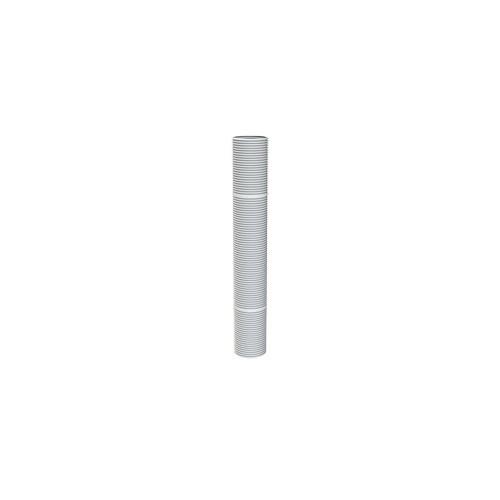 Cox Geelen CoxDENS flexibele rookgasafvoerbuis Ø60mm l=50m rol=50meter, prijs=per rol wit AREEAA601