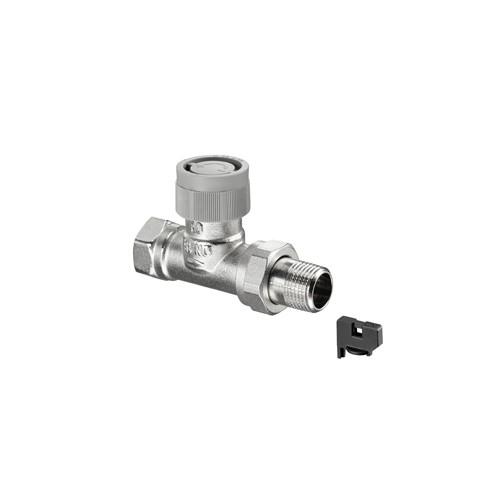 Oventrop Q-Tech thermostatische radiatorafsluiter AQ dynamisch 3/8