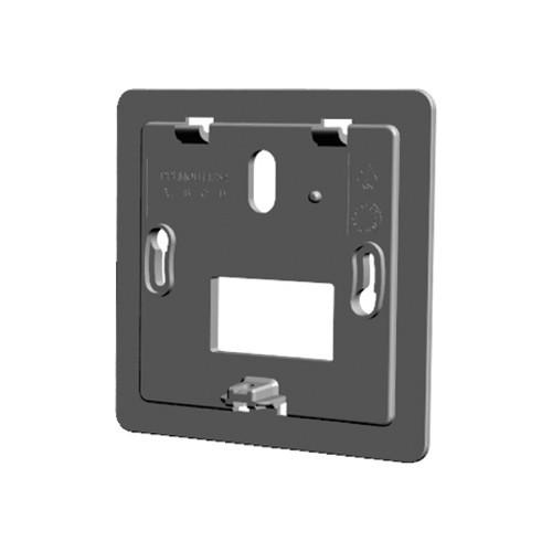 Uponor Smatrix montageplaat T-X-A-1XX 2.1x90x90mm glanzend wit (RAL9016)