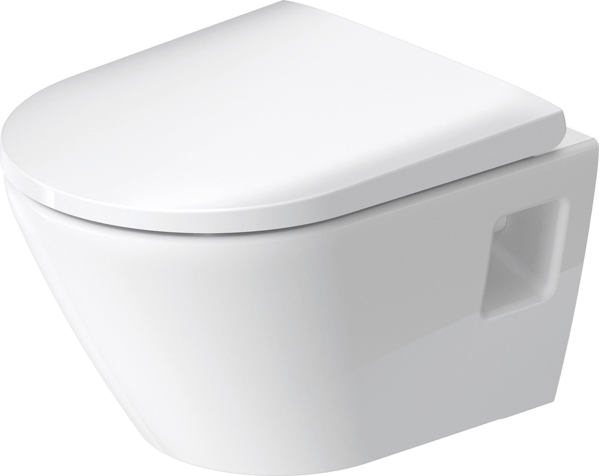 Productafbeelding van Duravit D-Neo wandcloset diepspoel, verkort 480 mm, wit
