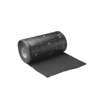 Ubbink ubiflex flexibele waterkerende laag op rol 3.3x300mm rol=6m zwart 0534025