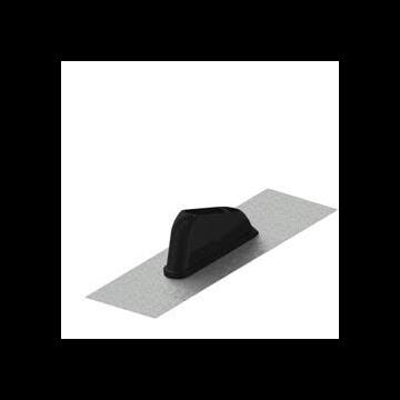 Burgerhout loodpan verstelbaar D 800x1000mm 25-0° standaard zwart