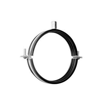 R-Vent SOPOX spiralobuis beugel+rubber M8 125mm SOPOX125
