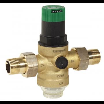 """Honeywell reduceerventiel zonder manometer zonder koppelingen 3/4"""" t.b.v. water"""