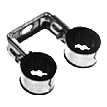 """Walraven BIS Duplo BIS Duplo dubbele beugel met inlage 3/4""""-28mm zwart 3255028"""