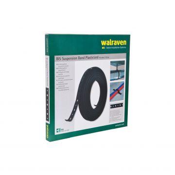 Walraven BIS montageband staal geplastificeerd rollengte 10 met 19mm 0832019