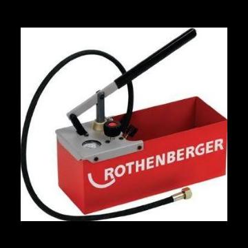 Rothenberger TP 25 handtestpomp 0-25bar