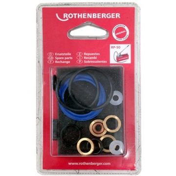 Rothenberger RP50-S reparatie o-ringset perspomp