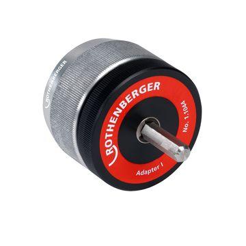 Rothenberger Rograt ontbramer adapter I