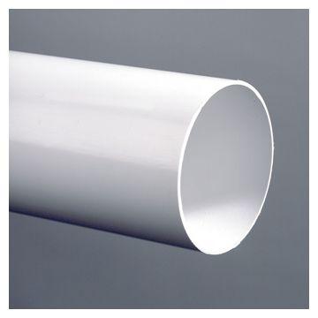 Dyka PVC buis wit 32x3.2mm lengte=4m, prijs= per lengte wit