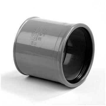 Dyka overgangsstuk PVC/PE-PP 110mm lijm-manchet