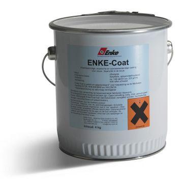 Rheinzink Enke-Coat t.b.v nieuwe goot, verbruik 200g/m2 bus=4kg, prijs=per bus