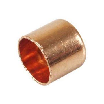 kap roodkoper 15mm gastec/Kiwa 530115