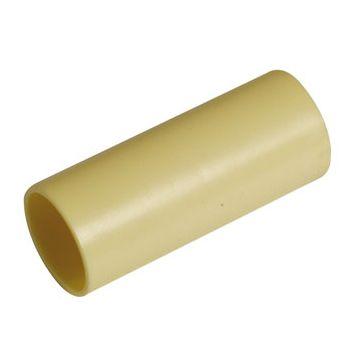 "sok tbv elektrabuis 3/4""-19mm zak=100st crème SOK PVC CREME 3/4"" 100ST"
