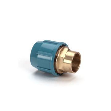 Unifit tyleen koppeling klemx capillair 16x15mm