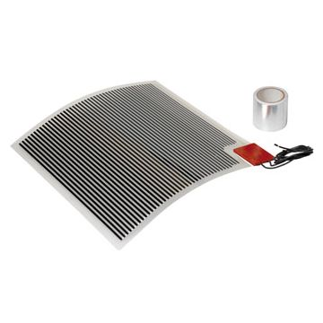 Plieger Heat spiegelverwarming 29x29cm 28W