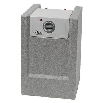 Plieger keukenboiler met koperen ketel, inhoud 15 liter, vermogen 2000 W, 12 mm-aansluiting