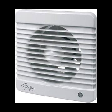 Plieger ventilator basic 185m³ Ø125mm wit