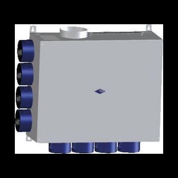 Itho Daalderop DemandFlow/QualityFlow demandflow qualityflow onderdelen wandmontage 12 aansluiting DF PW12-150