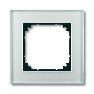 Schneider Electric Merten M-Plan afdekraam 3-voudig, diamant/glas