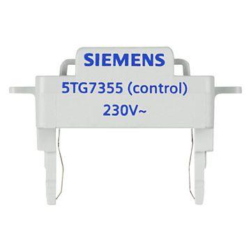 Siemens DELTA i-system led inzet blauw voor schakelaar