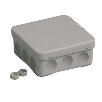Attema kabeldoos IP55 met membraaninvoer met barcodelabel