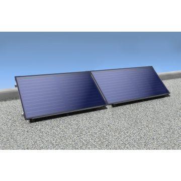 Nefit Solarline platdak horizontaal 2-collector